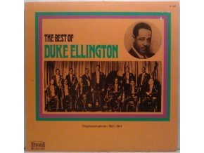 LP Duke Ellington - The Best Of Duke Ellington