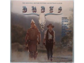 LP Various ‎– Dudes - The Original Motion Picture Soundtrack Album, 1987