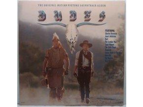 LP Various – Dudes - The Original Motion Picture Soundtrack Album, 1987