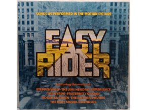 LP Easy Rider (Music From The Motion Picture) 1980