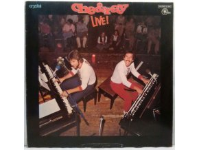 LP Che & Ray ‎– Live! 1977