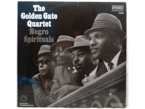 LP The Golden Gate Quartet ‎– Negro Spirituals