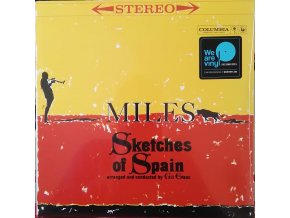LP Miles Davis - Sketches Of Spain, 2015