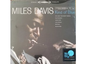 LP Miles Davis - Kind Of Blue, 2015