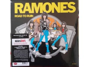 LP Ramones ‎– Road To Ruin, 2011