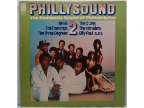 LP Various ‎– Philly Sound 2 - The Fantastic Sound Of Philadelphia, 1975