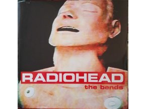 LP Radiohead ‎– The Bends, 2016