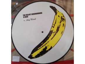 LP The Velvet Underground & Nico ‎– The Velvet Underground & Nico, 2008