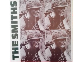 LP The Smiths ‎– Meat Is Murder, 2012