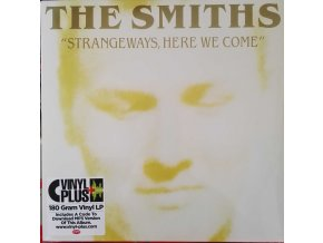LP The Smiths ‎– Strangeways, Here We Come, 2009