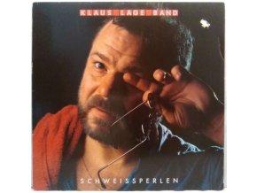 LP Klaus Lage Band – Schweissperlen, 1984