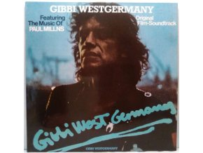 LP Various ‎– Gibbi Westgermany (Original Film-Soundtrack) 1980