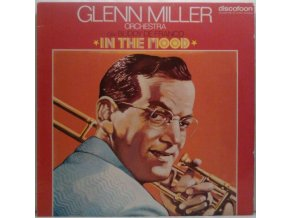 LP The Glenn Miller Orchestra - In The Mood, 1972
