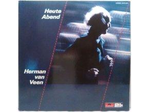 2LP Herman Van Veen - Heute Abend, 1980