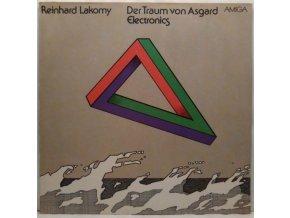 LP Reinhard Lakomy – Der Traum Von Asgard