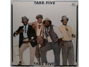 LP Take Five - Take Five, 1982