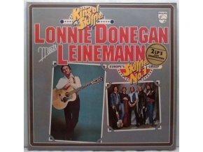 2LP Lonnie Donegan Meets Leinemann – Lonnie Donegan Meets Leinemann