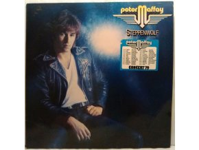 LP Peter Maffay ‎– Steppenwolf, 1979
