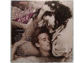 3LP Various - Kuschel Rock - 44 Super Love Songs, 1987