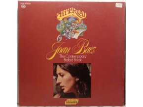 2LP Joan Baez - The Contemporary Ballad Book, 1974