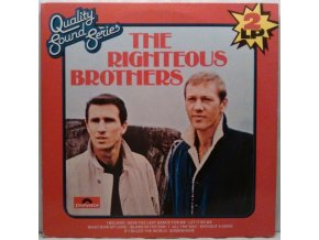 2LP The Righteous Brothers ‎– The Righteous Brothers
