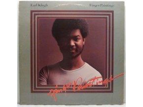 LP Earl Klugh - Finger Paintings, 1977