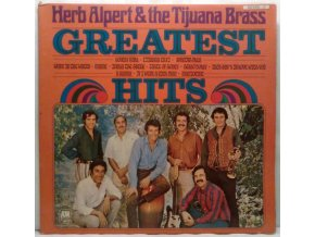 LP Herb Alpert & The Tijuana Brass ‎– Greatest Hits, 1970