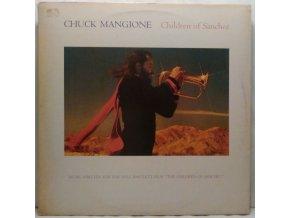 2LP Chuck Mangione – Children Of Sanchez, 1978