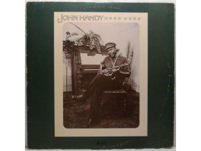 LP John Handy - Hard Work, 1972