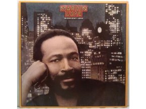 LP Marvin Gaye ‎– Midnight Love, 1982