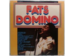 2LP Fats Domino - Fats Domino, 1981