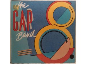 LP The Gap Band - The Gap Band 8, 1986