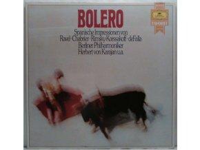 LP Various - Bolero (Spanische Impressionen), 1978