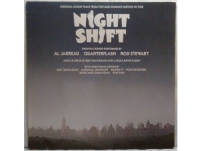 LP Various ‎– Night Shift - Original Sound Track From The Ladd Company Motion Picture, 1982