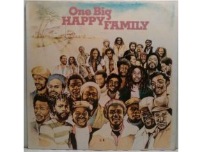 LP  Various - One Big Happy Family, 1979