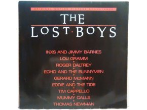 LP Various ‎– The Lost Boys - Original Motion Picture Soundtrack, 1987