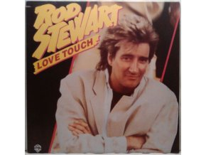Rod Stewart - Love Touch, 1986