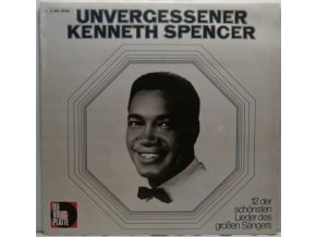 LP Kenneth Spencer ‎– Unvergessener Kennth Spencer