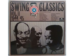 LP Various - Swing Classics Vol. II 1944/45, 1965