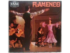 LP Various ‎– Flamenco, 1968