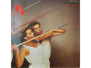 LP Roxy Music - Flesh And Blood, 1980