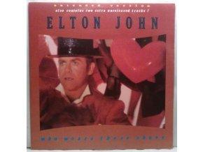 Elton John - Who Wears These Shoes, 1984