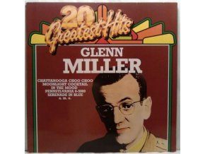 LP Glenn Miller - 20 Greatest Hits
