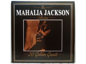LP Mahalia Jackson ‎– The Mahalia Jackson Collection (20 Golden Greats) 1984