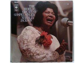LP Mahalia Jackson, The Falls-Jones Ensemble – The World's Greatest Gospel Singer, 1970
