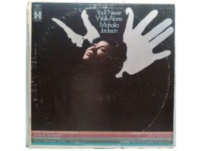 LP Mahalia Jackson - You'll Never Walk Alone, 1968