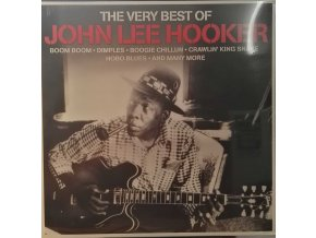 LP John Lee Hooker ‎– The Very Best Of John Lee Hooker, 2016