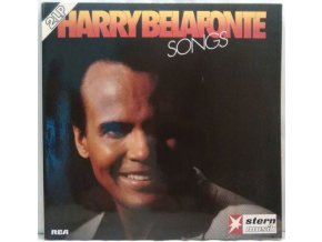 2LP Harry Belafonte - Songs, 1976
