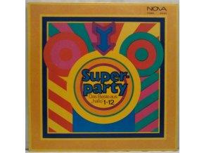 "LP Various – Superparty - Das Beste Aus ""Hallo"" 1-12, 1975"