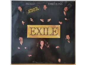LP  Exile - Mixed Emotions, 1978